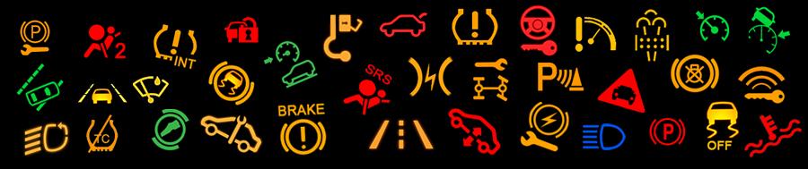 Car Warning Lights   App